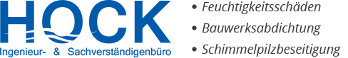 Hock - Ingenieur- und Sachverständigenbüro  | Grossostheim Logo